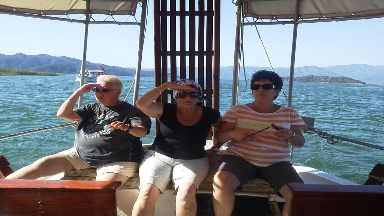 Turkey Travel Tour Ex DALYAN