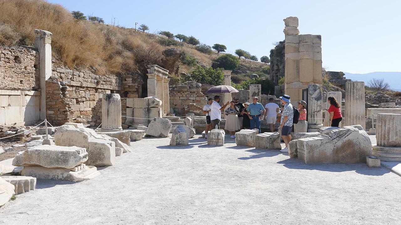 Turkey Travel Tour Ex Ephesus
