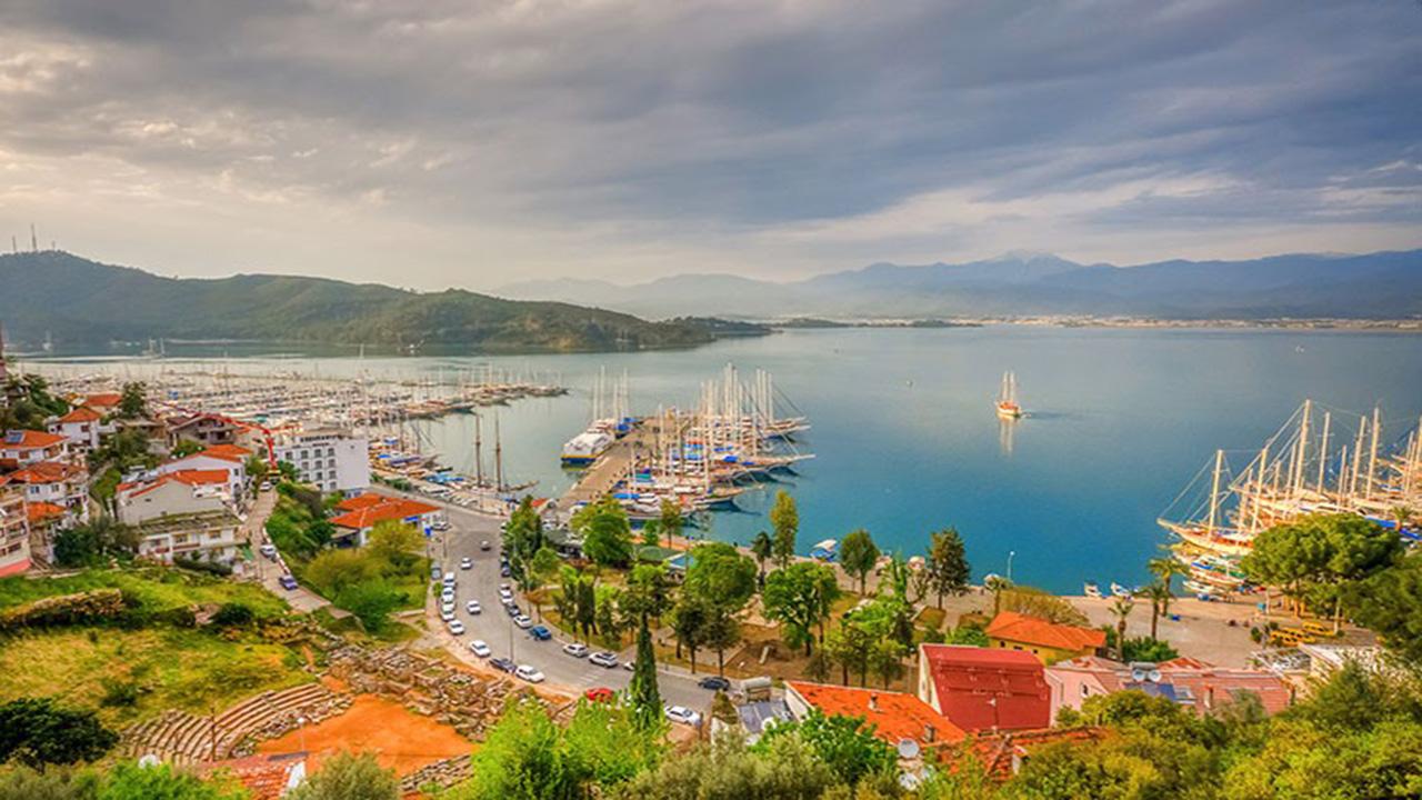Turkey Travel Tour Ex FETHIYE