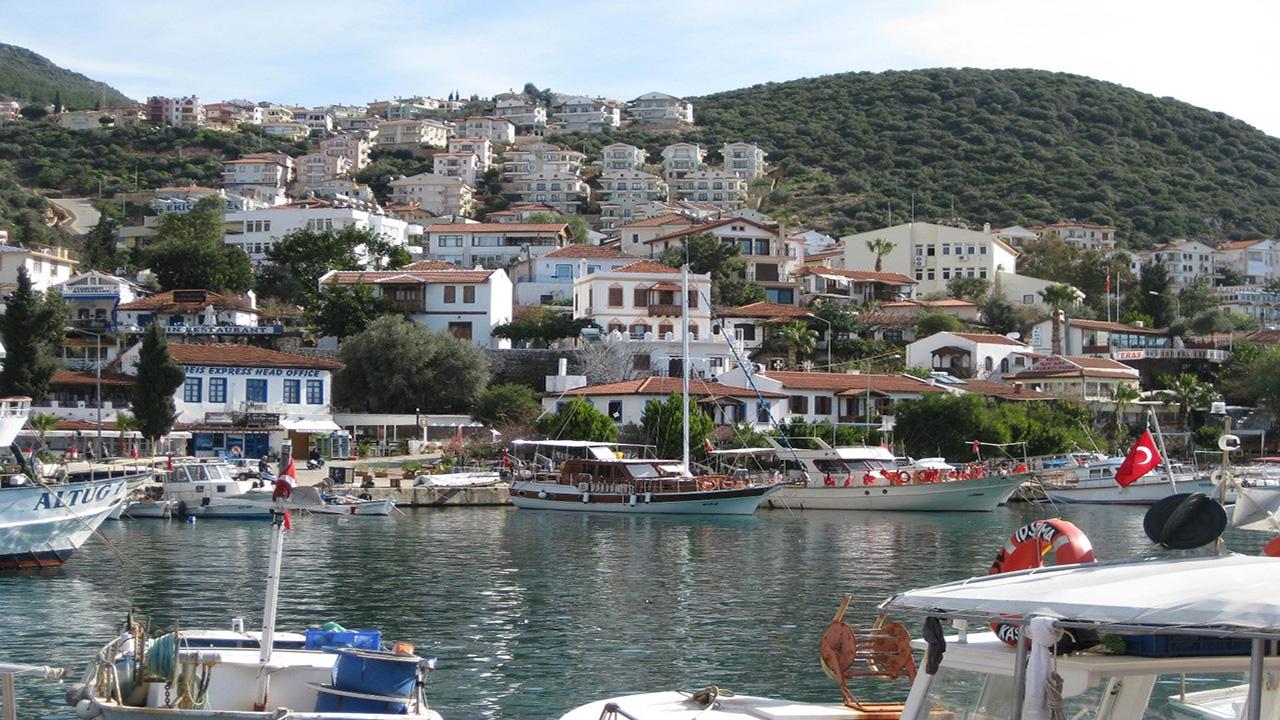 Turkey Travel Tour Ex KAS