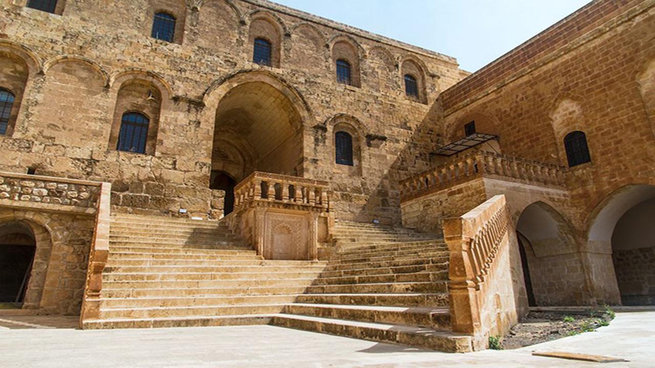 Turkey Travel Tour Ex MARDIN