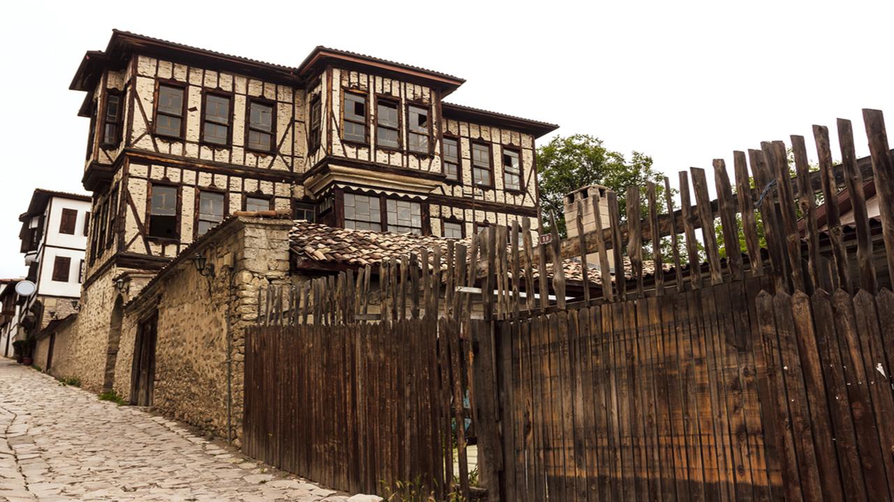 Turkey Travel Tour Ex SAFRANBOLU