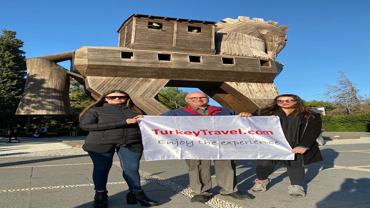 Turkey Travel Tour Ex Troy