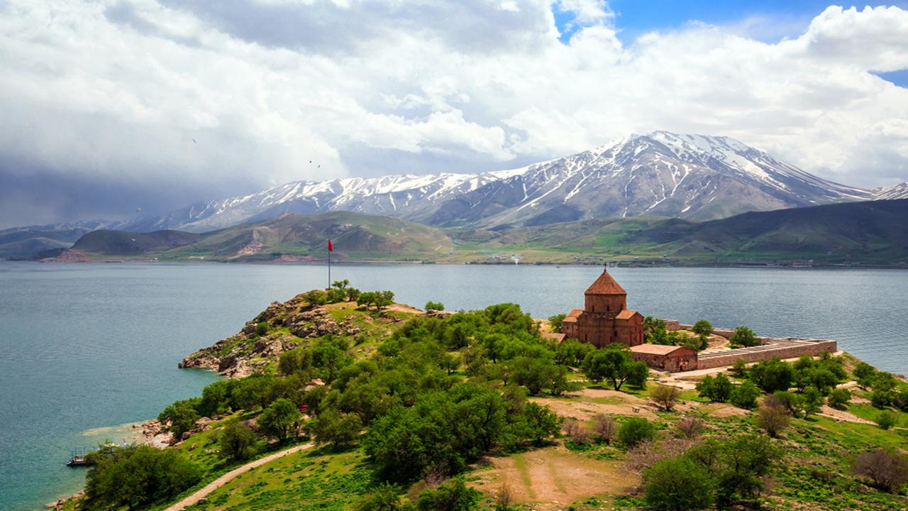 Turkey Travel Tour Ex VAN