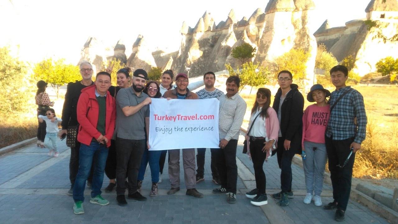 DELUXE TURKEY TOUR