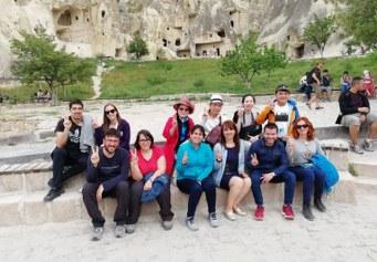 (2 DAY) CAPPADOCIA TOUR