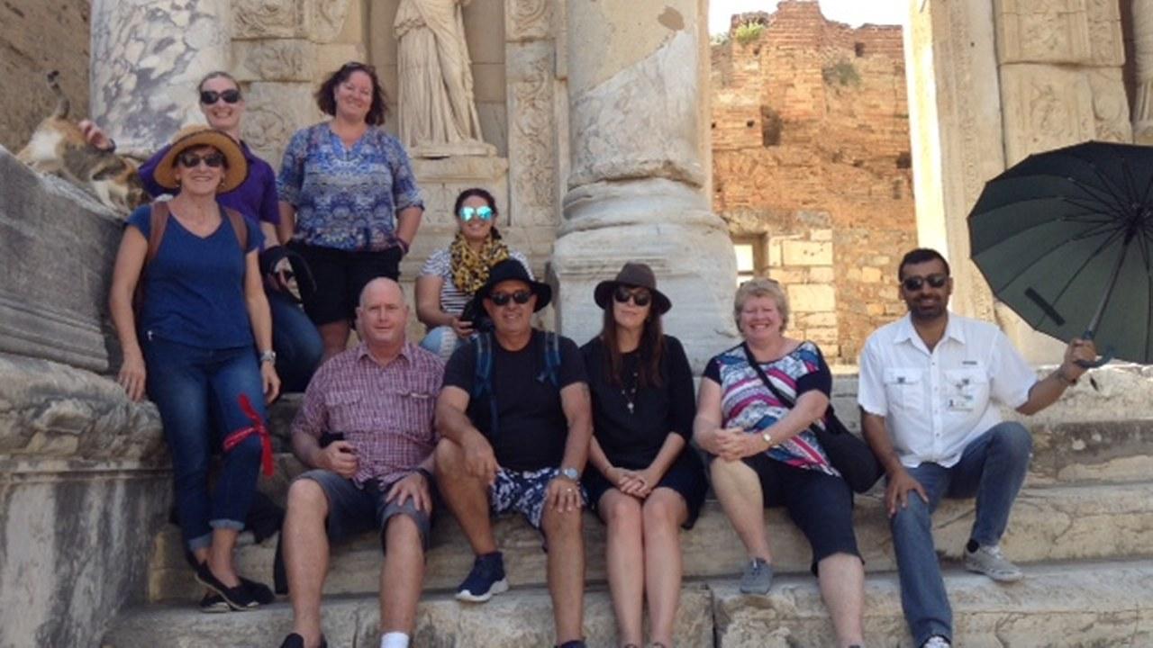 AEGEAN COAST TOUR