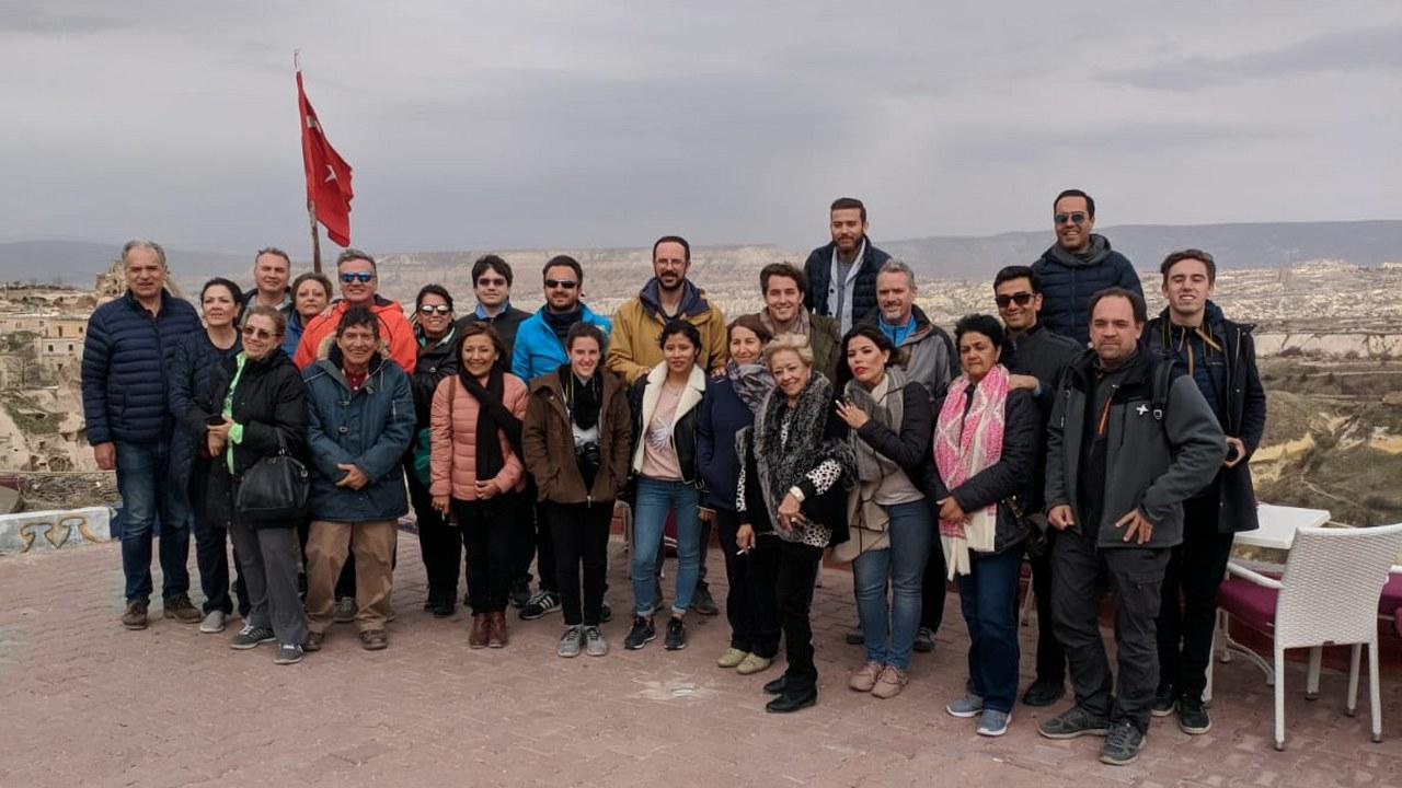 DIAMONDS OF TURKEY TOUR