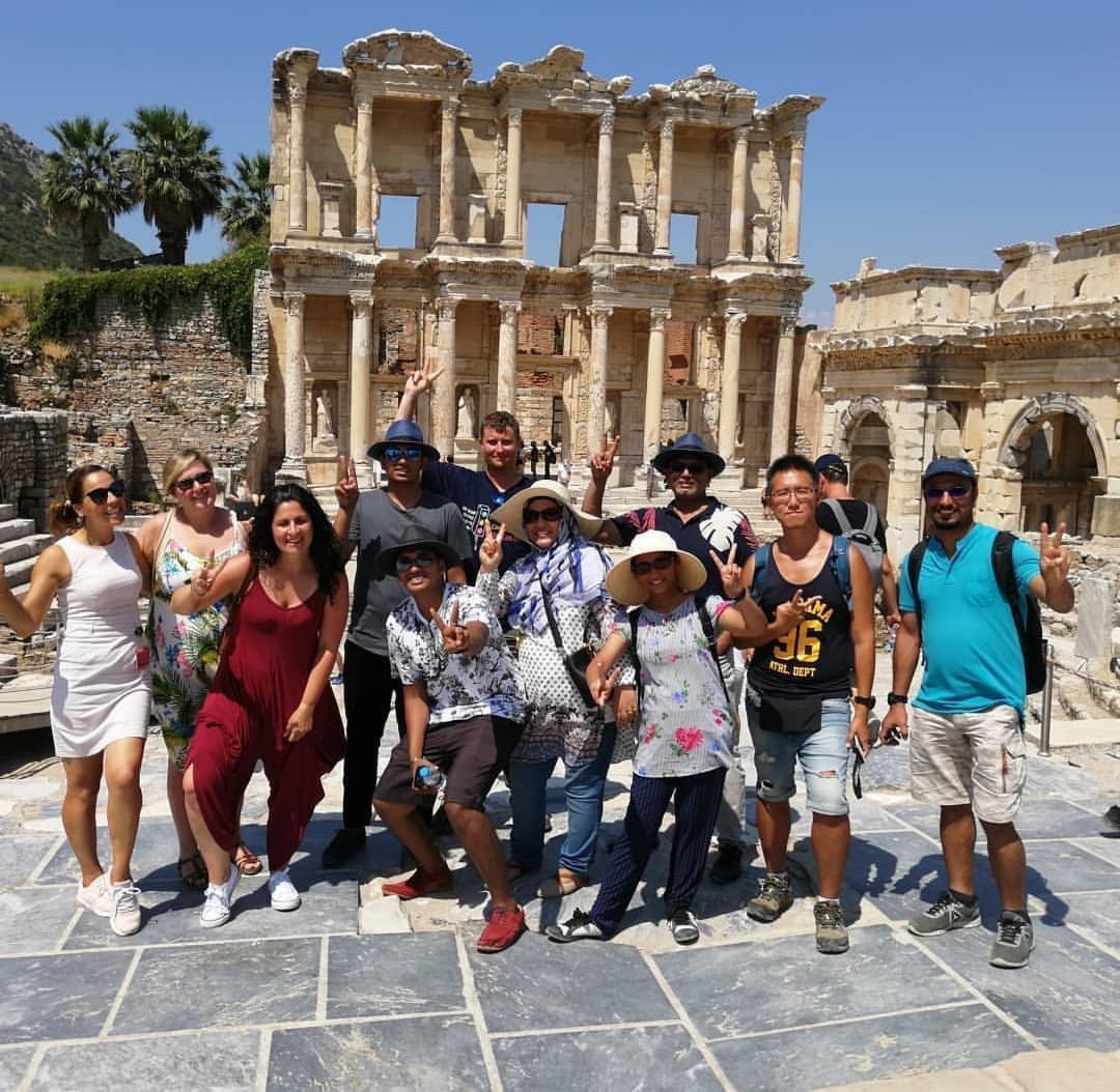 (5 Dias – 4 Noches) EFESO – PAMUKKALE – CAPADOCIA