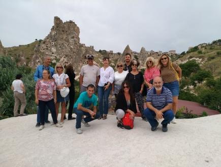 (3 Dias – 2 Noches) CAPADOCIA